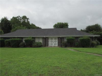 Montgomery Single Family Home For Sale: 5312 Millwood Road