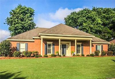 Montgomery Single Family Home For Sale: 8818 Old Magnolia Way