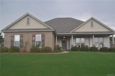 Prattville AL Single Family Home For Sale: $195,000