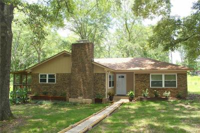 Single Family Home For Sale: 616 County Rd 514 Road