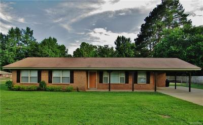 Wetumpka Single Family Home For Sale: 77 First Avenue