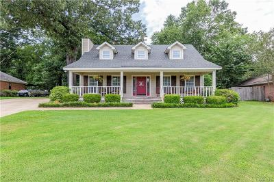 Prattville Single Family Home For Sale: 850 Running Brook Drive
