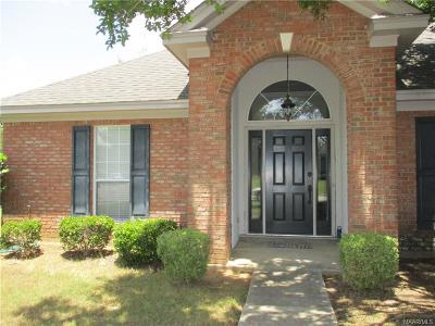 Montgomery Single Family Home For Sale: 2301 Brookstone Drive