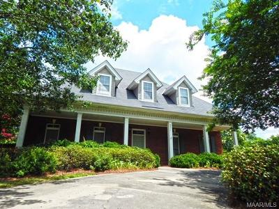 Montgomery Single Family Home For Sale: 3611 Vaughn Road