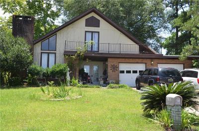 Enterprise Single Family Home For Sale: 301 Natchez Road