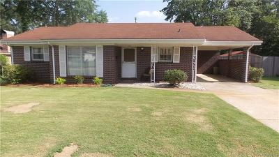 Prattville Single Family Home For Sale: 105 Lynn Drive