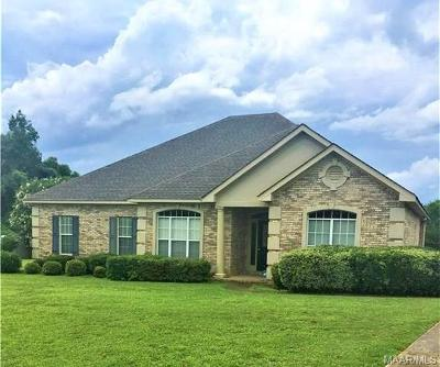 Prattville Single Family Home For Sale: 521 Sandstone Trace