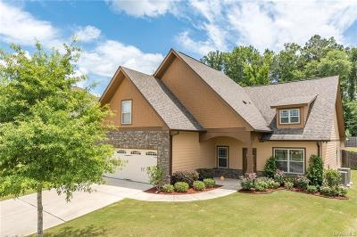 Pike Road Single Family Home For Sale: 45 Stone Park Trail
