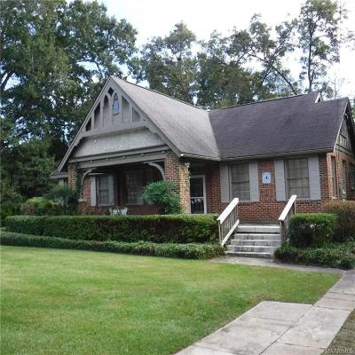 Montgomery Single Family Home For Sale: 944 E Fairview Avenue