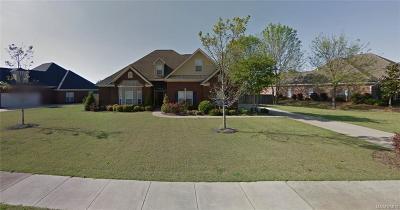 Sturbridge Single Family Home For Sale: 8242 Chadburn Crossing