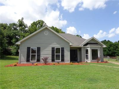Prattville Single Family Home For Sale: 1759 Planters Hill Court