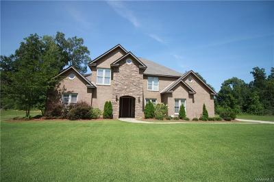 Tuscany Single Family Home For Sale: 8224 Tuscany Manor