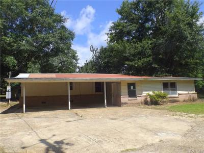 Single Family Home For Sale: 1515 N Ann Street