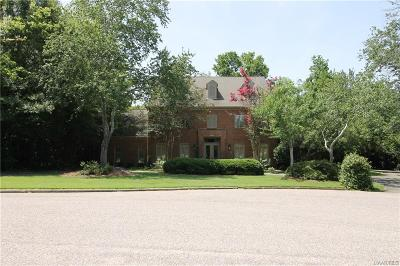 Montgomery Single Family Home For Sale: 3131 Jamestown Drive