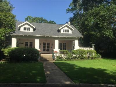 Montgomery Single Family Home For Sale: 1832 Galena Avenue
