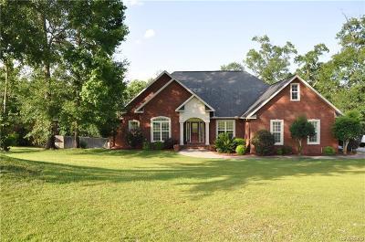 Enterprise Single Family Home For Sale: 100 Hidden Creek Circle