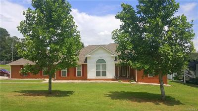 Single Family Home For Sale: 1382 County Road 39