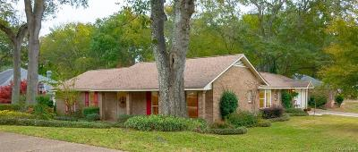 Montgomery Single Family Home For Sale: 4552 Chrystan Road