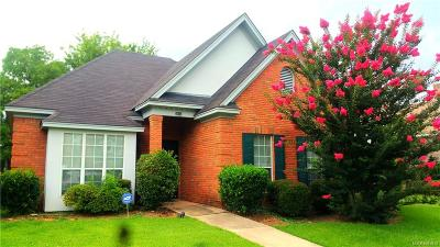 Montgomery Single Family Home For Sale: 2812 Newport Road