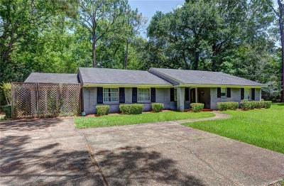 Montgomery Single Family Home For Sale: 2745 S Colonial Drive