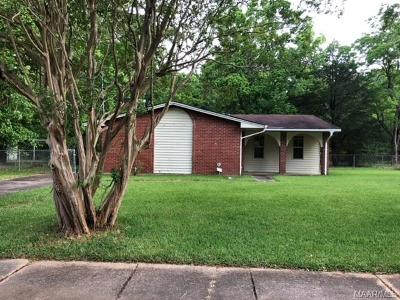 Montgomery Single Family Home For Sale: 3820 Pickfair Street