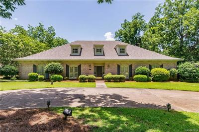 Montgomery Single Family Home For Sale: 6150 Bent Creek Drive