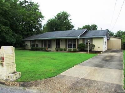 Montgomery Single Family Home For Sale: 260 W Wilding Drive