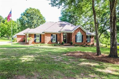 Prattville Single Family Home For Sale: 1017 Choctaw Ridge