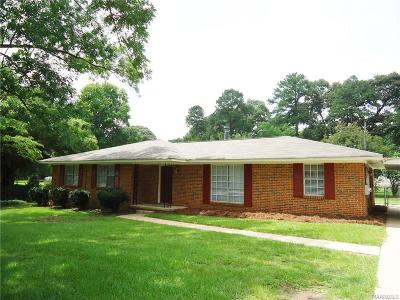 Prattville Single Family Home For Sale: 101 Ann Court