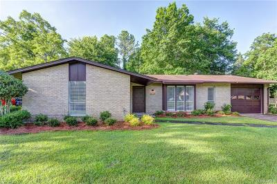 Montgomery Single Family Home For Sale: 4436 S Gaskell Circle