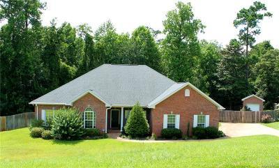 Enterprise Single Family Home For Sale: 317 Huntington Drive