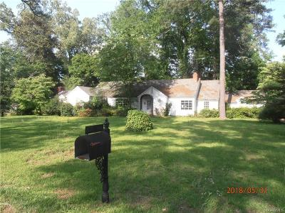 Selma Single Family Home For Sale: 11 Pine Acres Drive