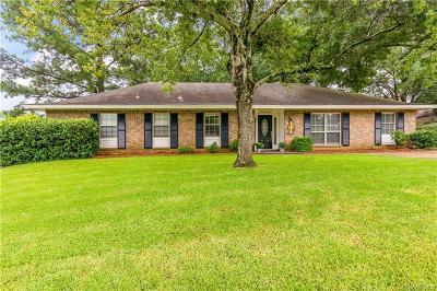 Montgomery AL Single Family Home For Sale: $169,900