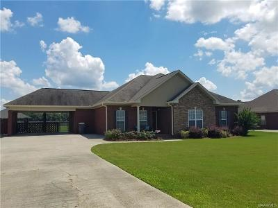 Wetumpka Single Family Home For Sale: 251 Curlee Way