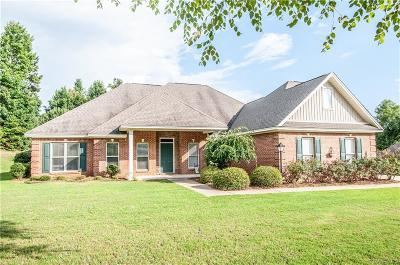 Stonegate Single Family Home For Sale: 401 Stonegate Trail