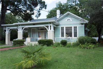 Garden District Single Family Home For Sale: 2025 S Hull Street