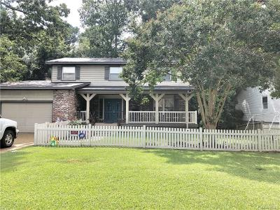 Millbrook Single Family Home For Sale: 265 Cotton Blossom Road