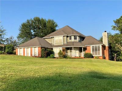 Enterprise Single Family Home For Sale: 3522 Sunrise Circle