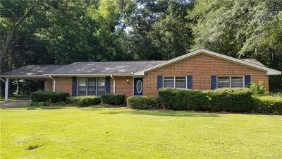 Millbrook Single Family Home For Sale: 3621 Robert E Lee Drive