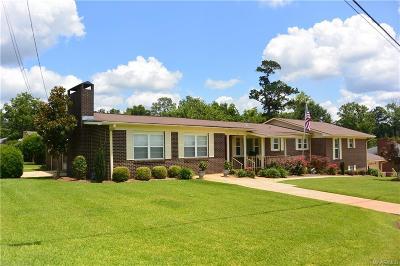 Enterprise Single Family Home For Sale: 101 Mixson Street