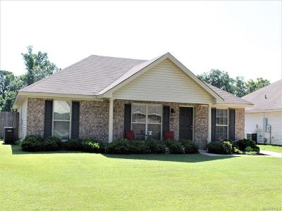 Millbrook Single Family Home For Sale: 214 Bishop Drive