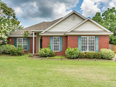 Prattville Single Family Home For Sale: 104 Kentucky Court