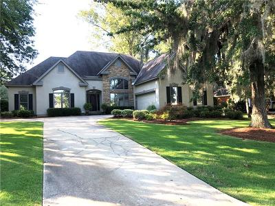 Montgomery Single Family Home For Sale: 8613 Old Marsh Way
