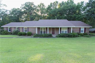 Prattville Single Family Home For Sale: 131 Melmar Drive