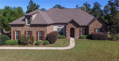 Prattville Single Family Home For Sale: 532 Weatherby Trail