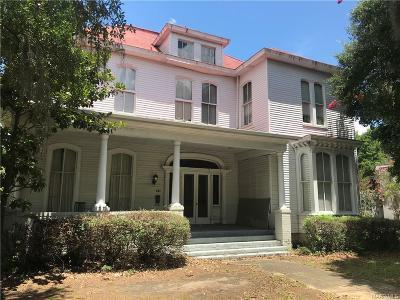 Selma Condo/Townhouse For Sale: 631 Dallas Avenue