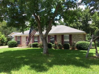 Selma Single Family Home For Sale: 2604 Pine Tree Circle