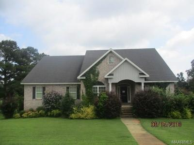 Prattville Single Family Home For Sale: 1607 Guiding Way Lane