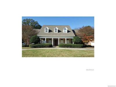 Montgomery Single Family Home For Sale: 638 County Downs Road