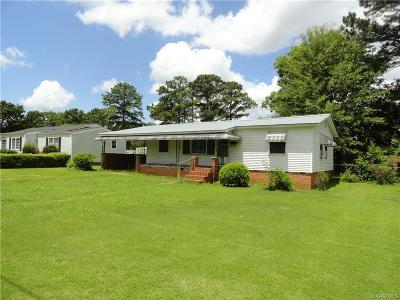 Tallassee Single Family Home For Sale: 517 Lily Avenue